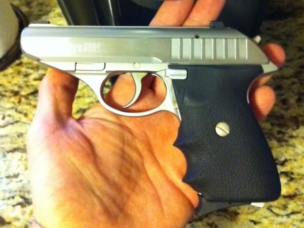 sig sauer p232 best handgun