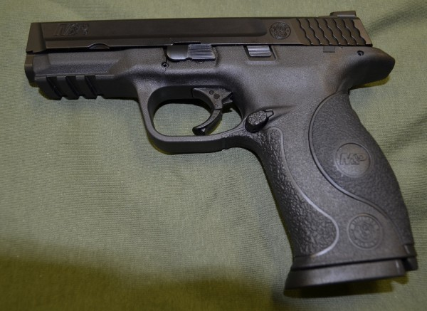 Smith & Wesson M&P (Military & Police)   Best Handgun