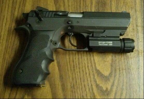 Jericho 941 | Best Handgun