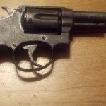 Smith and Wesson 1899