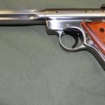 Ruger Mk3 Target Pistol